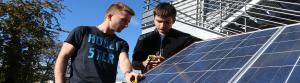 Etudiants du DUT Génie Thermique et Énergie