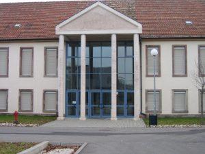 Bâtiment C - IUT de Colmar