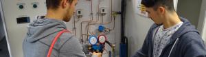 LP Métiers de l'énergétique, de l'environnement et du génie climatique