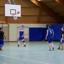 Challenge Sportif – Basket