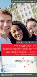 Plaquette programme allemand