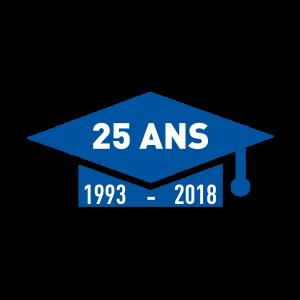 Logo 25 ans