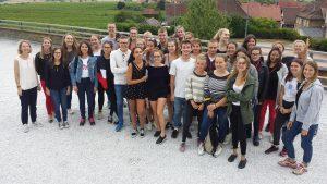 Journée d'intégration 2018 T2T à Valvignes