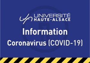 Coronavirus info uha