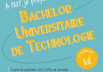 Bachelor Universitaire de Technologie (B.U.T.) – Bac+3
