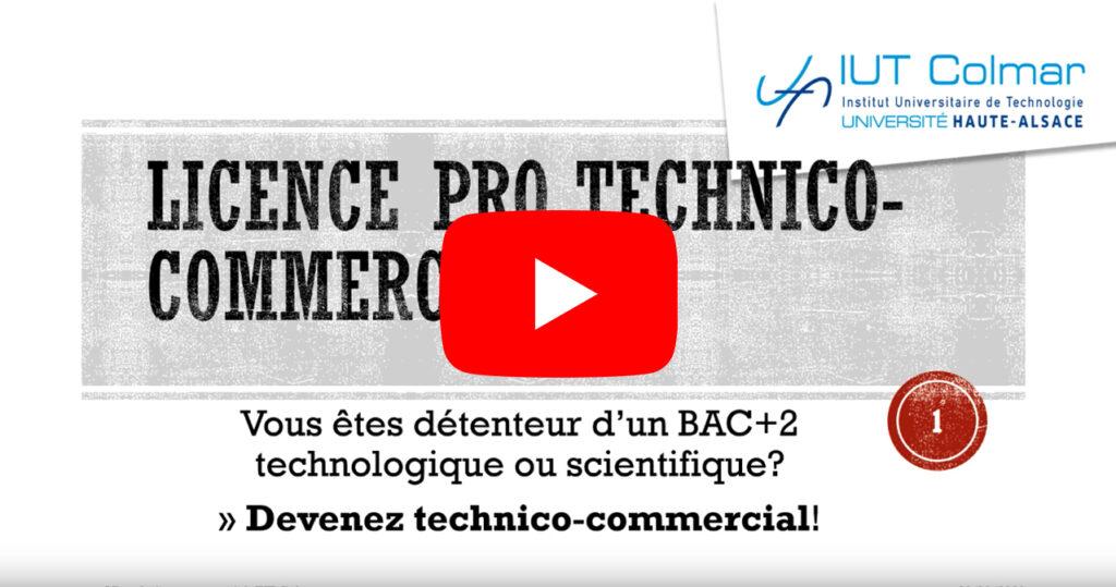LP Technico-commercial